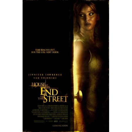 House At The End Of The Street  2012  27X40 Movie Poster