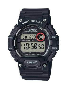 Casio Men's Mud-Resistant Sport Watches TRT110H