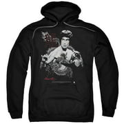 Bruce Lee Martial Arts The Dragon Adult Pull-Over Hoodie