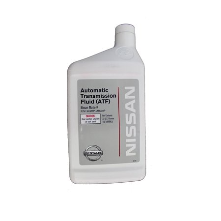 Fluid 999MP-MTK00P Nissan Matic-K Automatic Transmission Fluid - 1 Quart, The exact Original Equipment Manufacturer fluid that your vehicle came with.., By Genuine Nissan Ship from (Nissan Automatic Transmission)