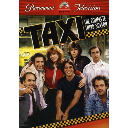 Taxi  The Complete Third Season  Full Frame