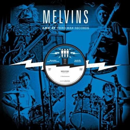 Live At Third Man Records 05-30-2013 (Vinyl) Rock Vinyl Records