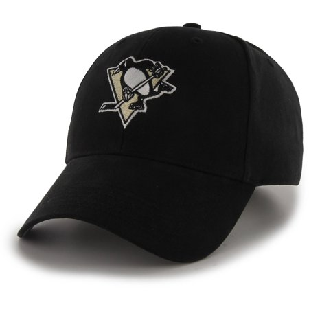 NHL Pittsburgh Penguins Basic Cap / Hat by Fan Favorite
