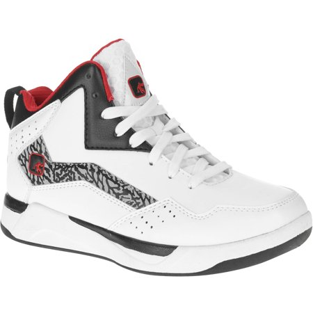 AND1 - Boys  Royal Retro Basketball Shoe - Walmart.com 0eb841f189c
