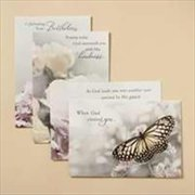Card-Boxed-Birthday-Touch Of Color (Box Of 12)