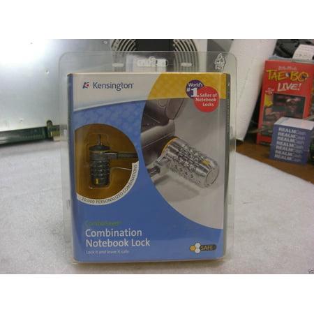 Kensington ComboSaver Combination Notebook Lock K64517US (Combosaver Combination)