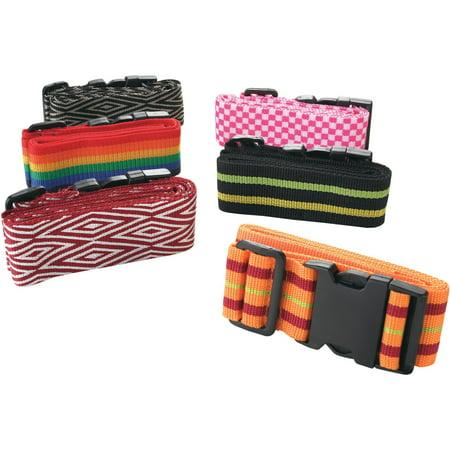 Classic Luggage Strap - Travel Smart Luggage Strap