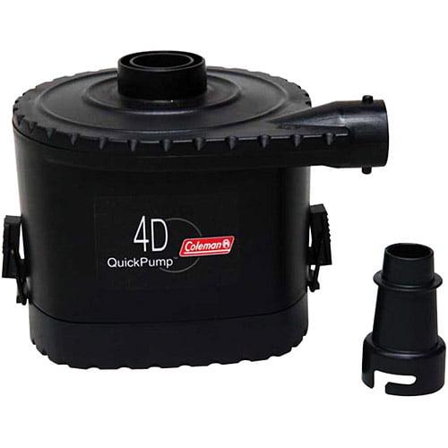 Coleman 4D Battery QuickPump Electric Air Pump