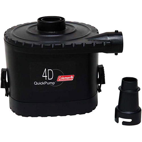 Coleman 4D Battery QuickPump Electric Air Pump