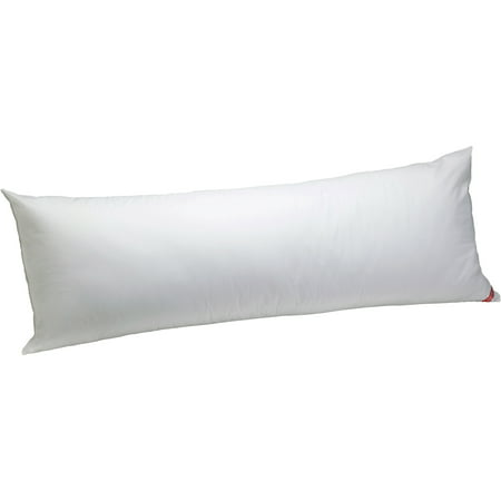 AllerEase Cotton Allergy Protection Body Pillow, 20 in x 54 in