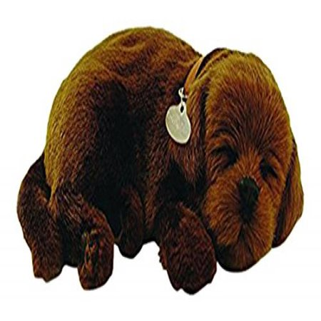 Perfect Petzzz Chocolate Lab Plush
