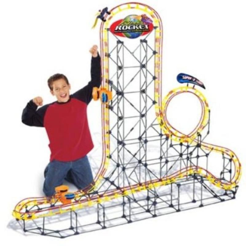Knex Rippin' Rocket Roller Coaster