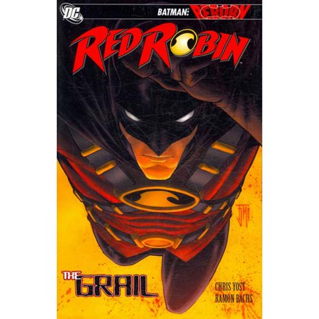 Red Robin: The Grail by