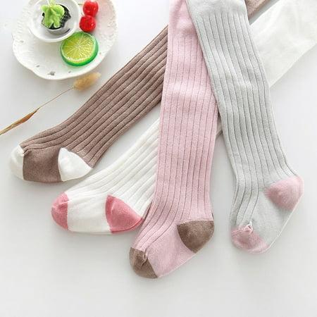 Baby Girls Socks Knee High with Bows Cute Baby Socks Long Tube Kids& Leg - Leg Warmers For Babies Wholesale