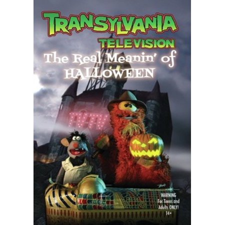 Transylvania Halloween Special (DVD)](Real Ghostbusters Halloween Special)