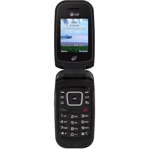 Straight Talk LG 440G Prepaid Cell Phone