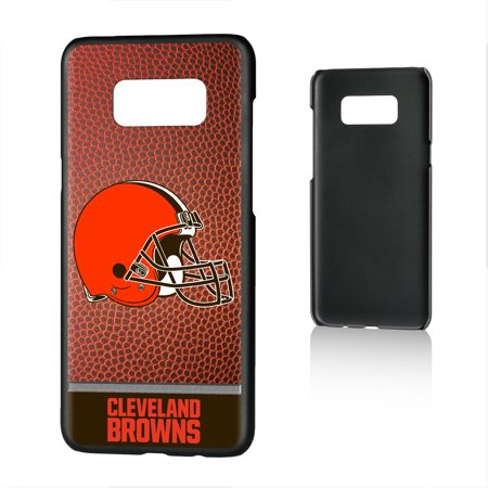 Cleveland Browns Galaxy Slim Football Wordmark Design Case