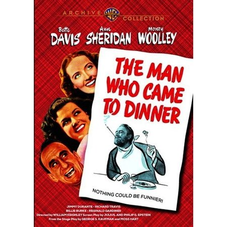 The Man Who Came to Dinner (DVD) (One Man Came In The Name Of Love)