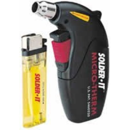 MICRO-THERM Electronic Butane Heat Gun (Heat Gun For Electronics)