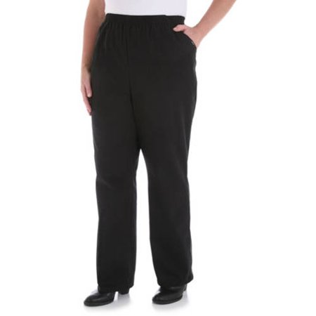Chic Women&39s Plus-Size Pull-On Pants Available in Regular and