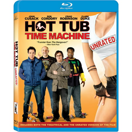 Hot Tub Time Machine (Blu-ray)](Adults Hot Movies)
