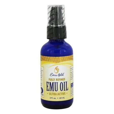 Emu Gold - Emu Oil Ultra Active - 2 fl. oz.