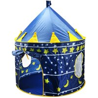 Play Tent Kids Outdoor Indoor Toys Children House Portable Winter Wonderland Baby Gear Play Shades & Tents