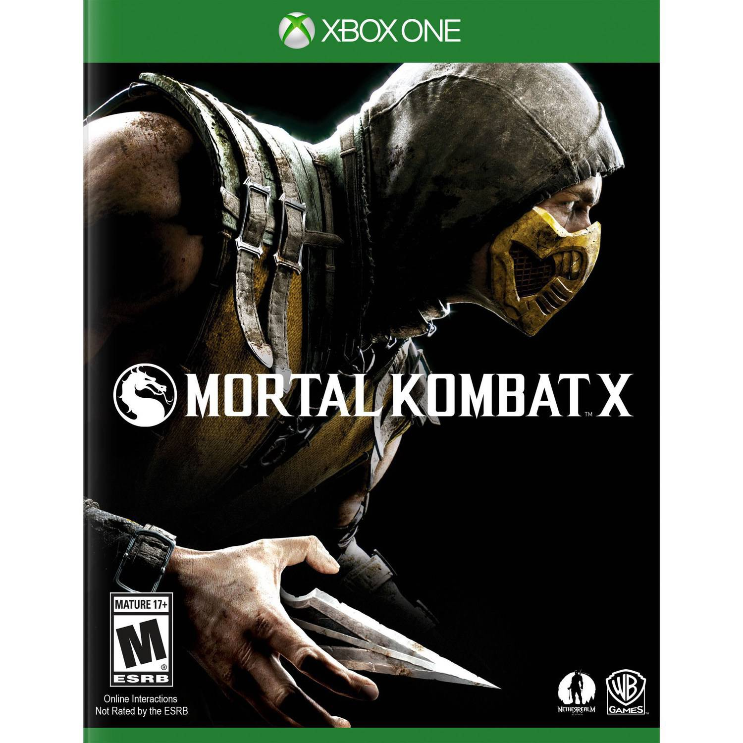 Mortal Kombat X (Xbox One) - Pre-Owned