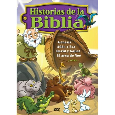 La Historias de Las Biblia (Historia De Halloween De Terror)