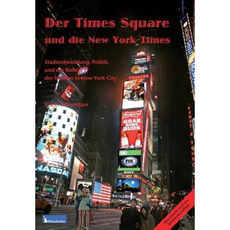 Times Square Und Die New York Times (Halloween New York Times Square)
