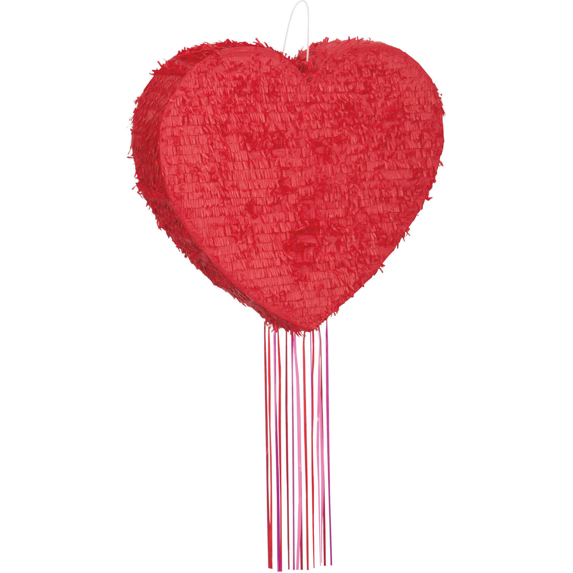 Red Heart Pinata, Pull String