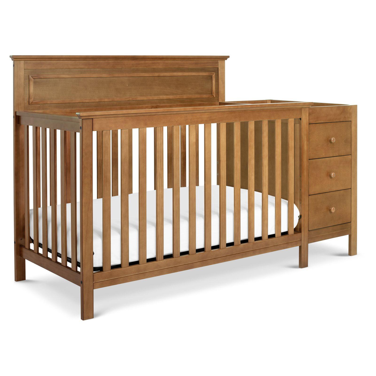Davinci Autumn 4 In 1 Convertible Crib And Changer Combo