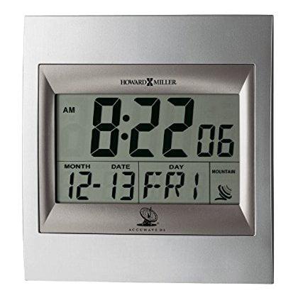 Howard Miller 625-236 Techtime II Wall Clock by
