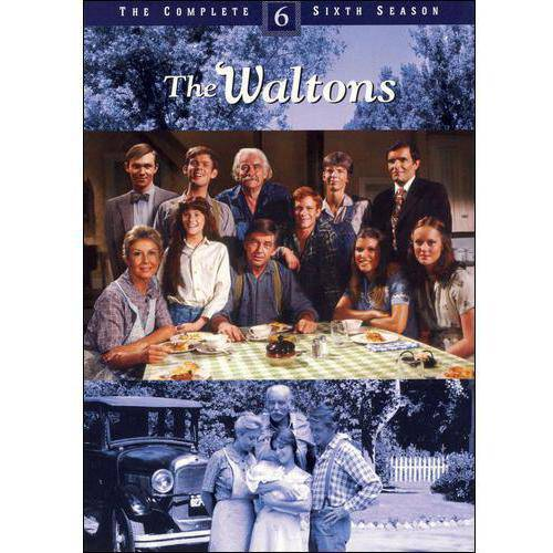 WALTONS-COMPLETE 6TH SEASON (DVD/5 DISC/P&S-1.33/ENG-SUB)