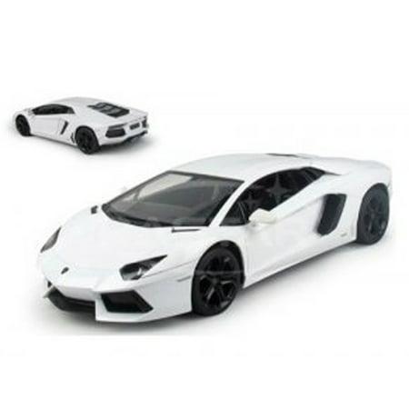10  1 14 Lamborghini Aventador Lp700 White R C Radio Control Car  Gift Idea  Rc Car R C Car Radio Controlled Car