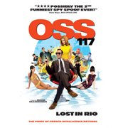 OSS 117: Lost In Rio (DVD)