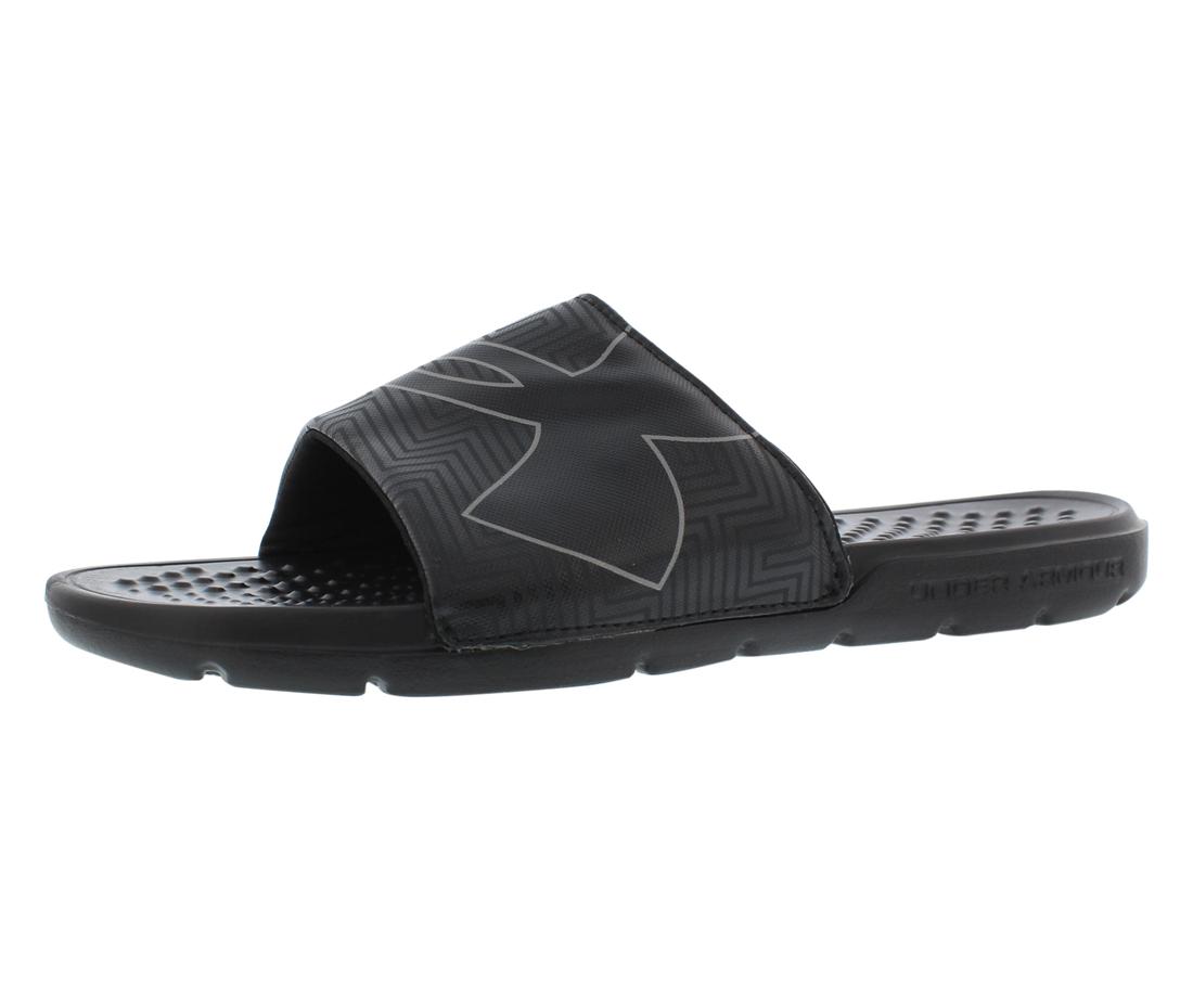 2073b40f Under Armour Ua M Strike Optic Geo Sl Sandals Men's Shoes Size