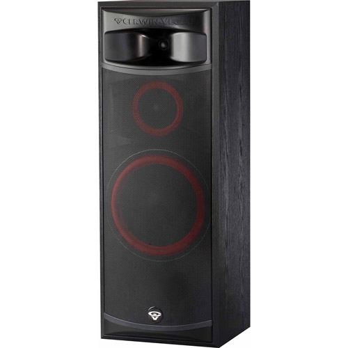 Generic Cerwin - vega Xls - 12 3 - way Home Audio Floor Tower Speaker