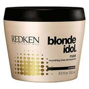 Redken Blonde Idol Hair Mask, 8.5 Oz