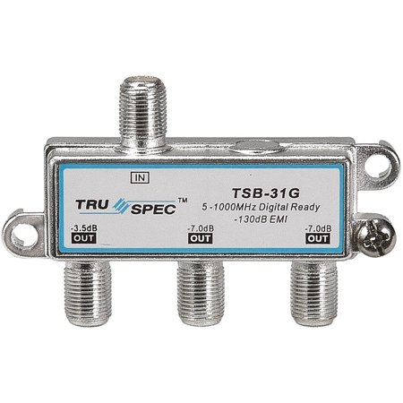 Solderback Splitter - 3-Way Solder Back Splitter 5-1000 MHz