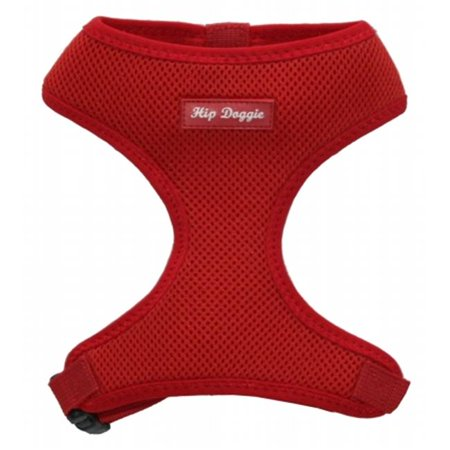 Hip Doggie Ultra Comfort Dog Harness Vest- Small to Large Dogs and