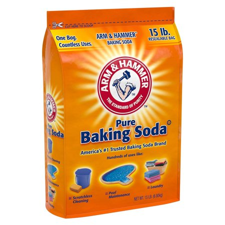 Arm & Hammer Pure Baking Soda (15 lbs.) ()
