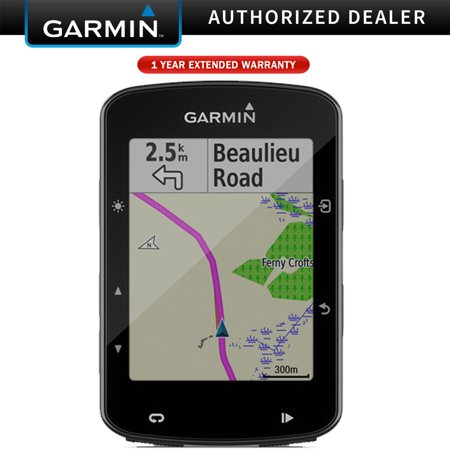 Garmin Edge 520 Plus Cycling GPS/GLONASS (010-02083-00) with 1 Year Extended