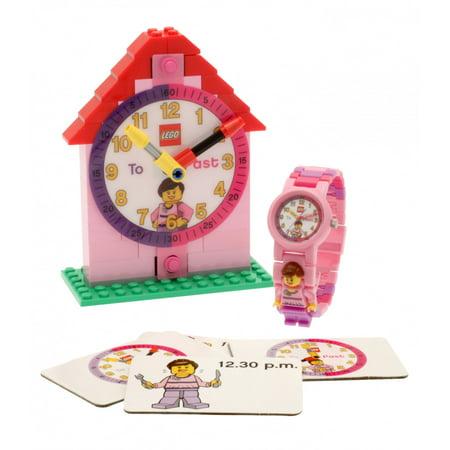 LEGO Time Teacher Pink