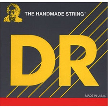 DR Strings Nylon Silver Classical Guitar Strings Medium Tension Tie End 28-44 Classical Guitar Strings Tie End
