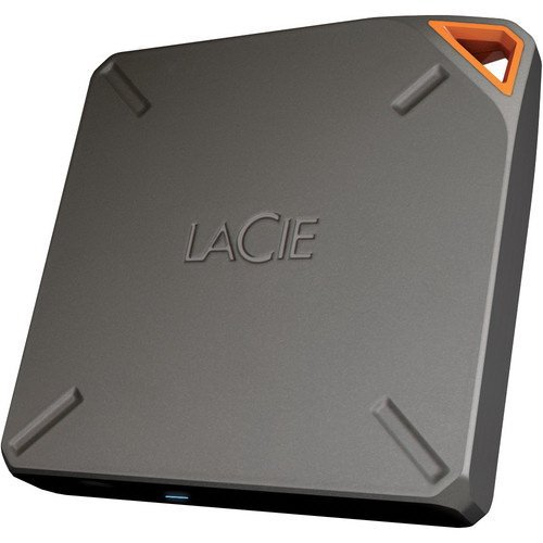 LaCie 2TB External Wireless Hard Drive STFL2000100