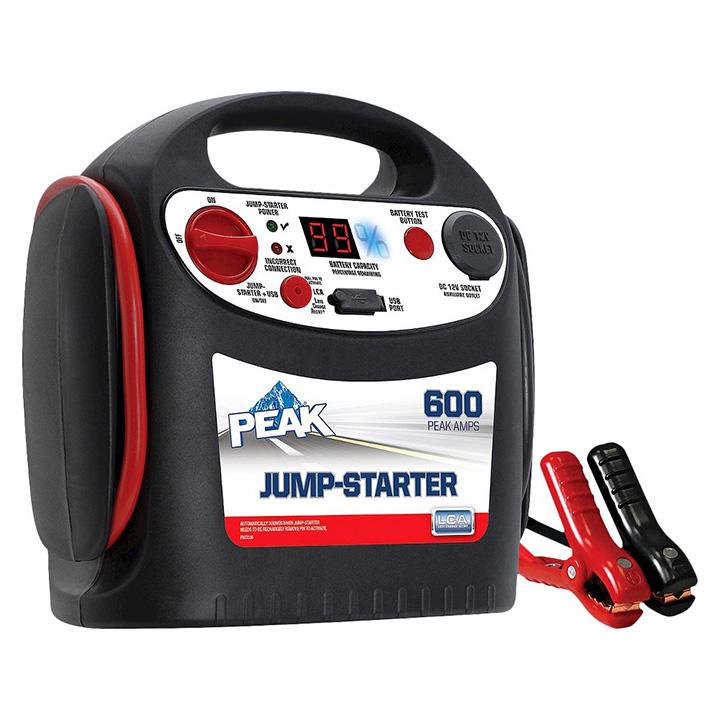 600 Amp Jump Starter