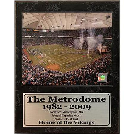 - NFL Minnesota Vikings Stat Plaque, 12x15