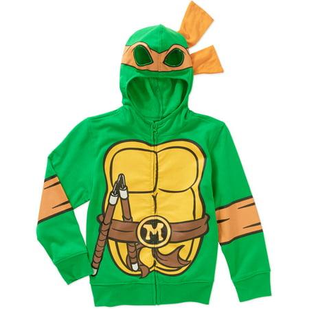 Michelangelo Boys Costume Hoodie