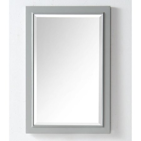 Legion 20 in. Beveled Bathroom Mirror
